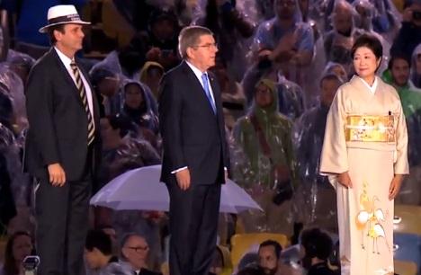 2016リオオリンピック閉会式2