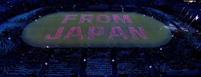 2016リオオリンピック閉会式4