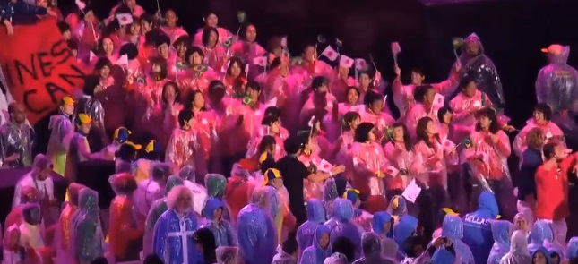 2016リオオリンピック閉会式