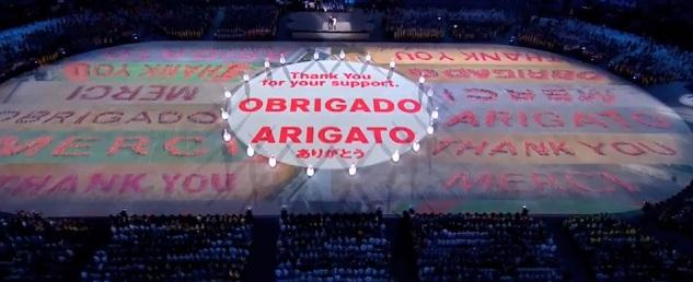 2016リオオリンピック閉会式3