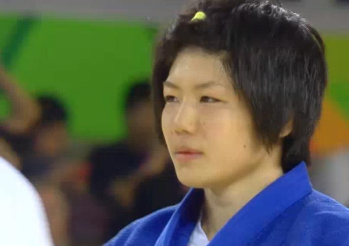 中村美里 銅メダル