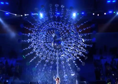 2016リオオリンピック閉会式10