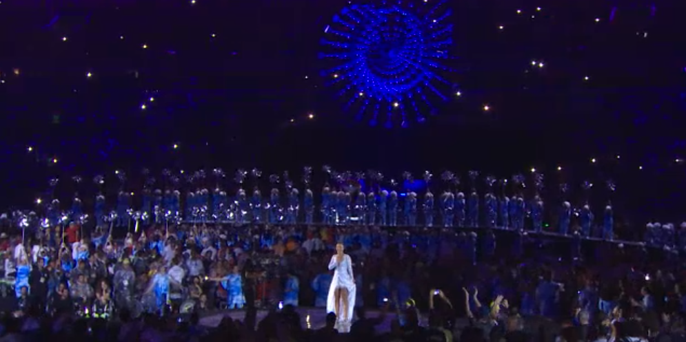 リオパラリンピック閉会式