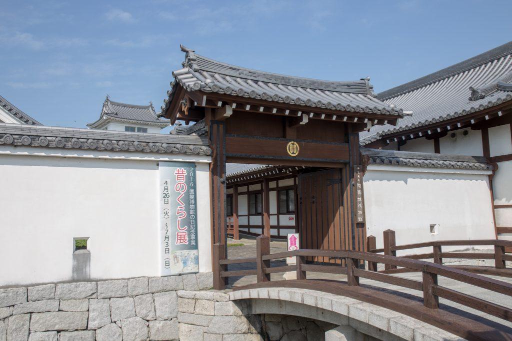 【関宿城博物館】戦国時代には関東制圧最重要拠点であった関宿城を見る!