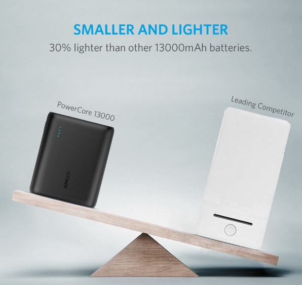 PowerCore 13000